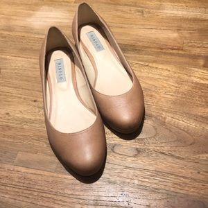 Nisolo leather flats
